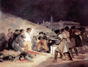 Francisco de Goya - el 3 de mayo
