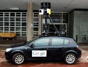 une vraie fausse google concept car