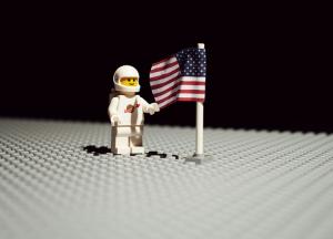 Moon landing - balakov - légo