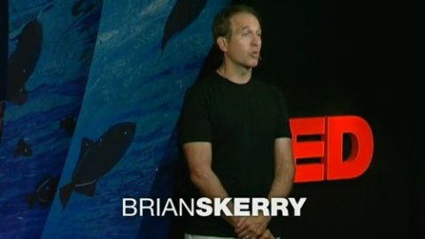 brian skerry - photographe sous marins - TED 2010